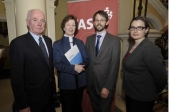 Mary Robinson delivers 2011 TASC Annual Lecture